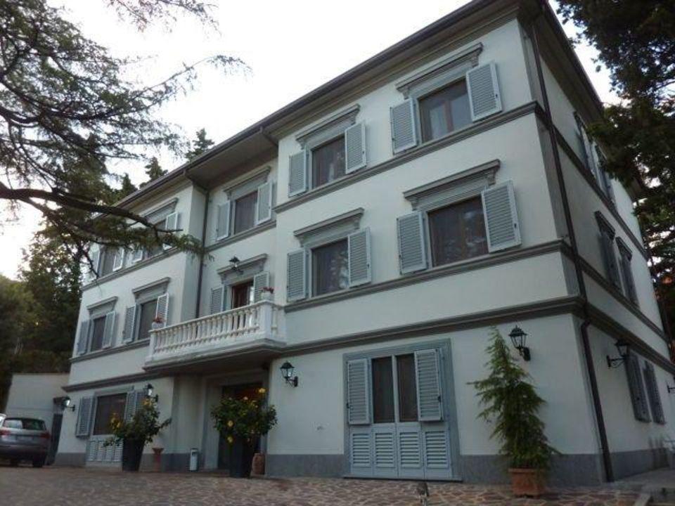 Außenansicht Hotel Villa Maria