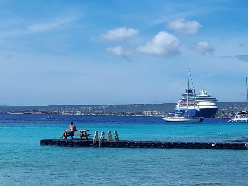 Ausblick Hotel Plaza Resort Bonaire