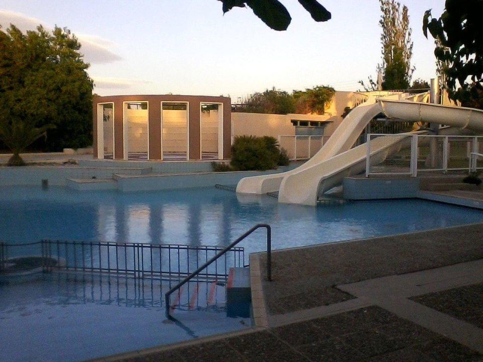 Grecotel creta palace pool mit rutsche grecotel creta palace rethymno holidaycheck kreta - Pool mit rutsche ...