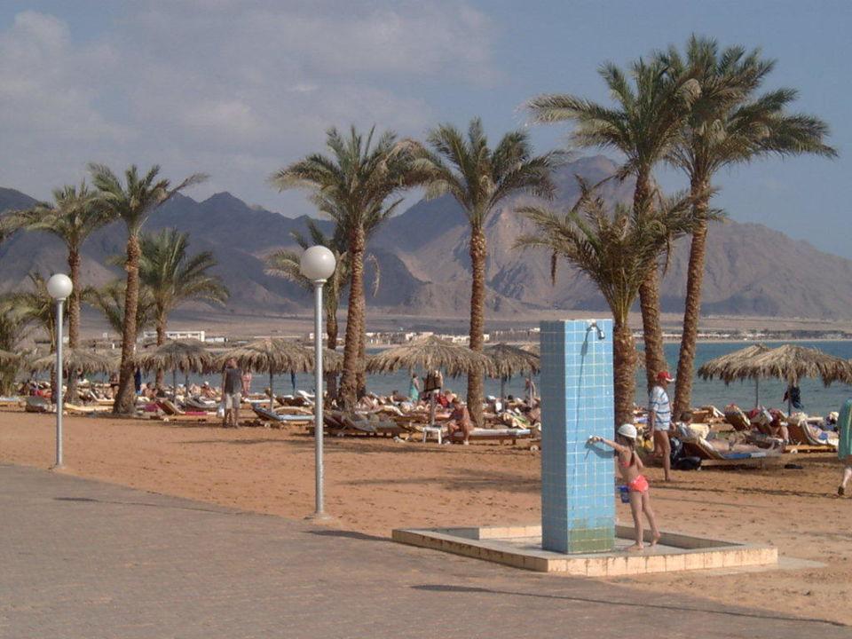 Strand vom Sonesta La Playa Beach Resort Taba