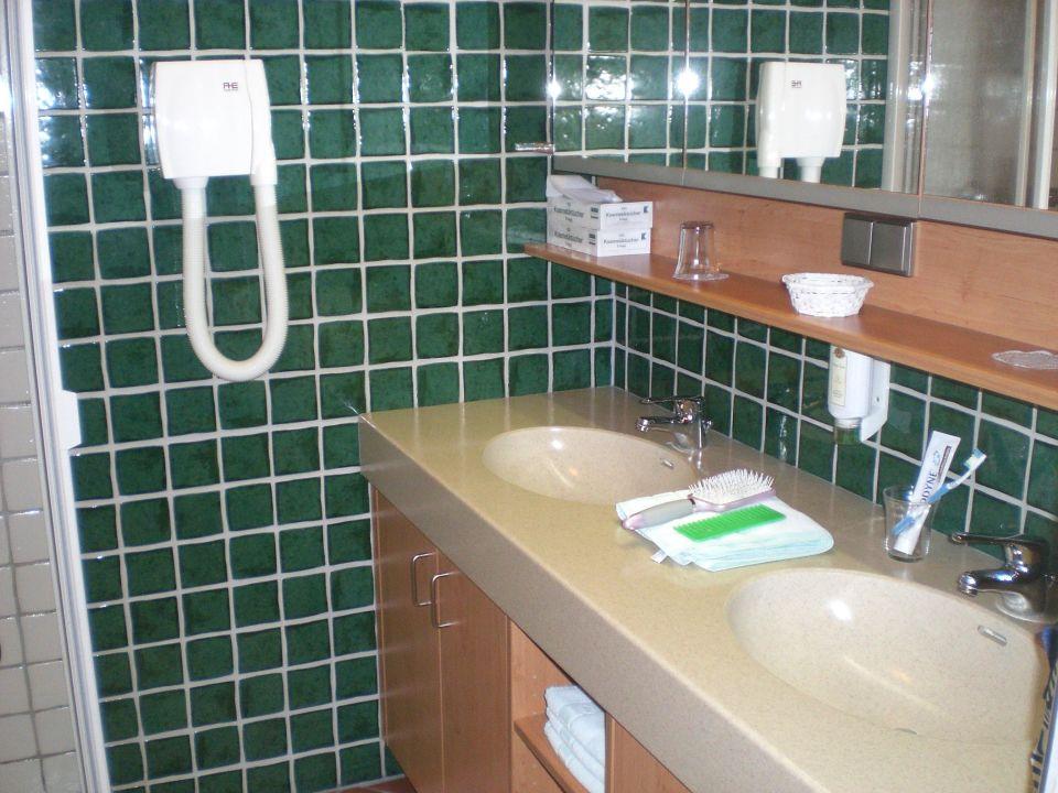 Badezimmer Hotel Ottenstein