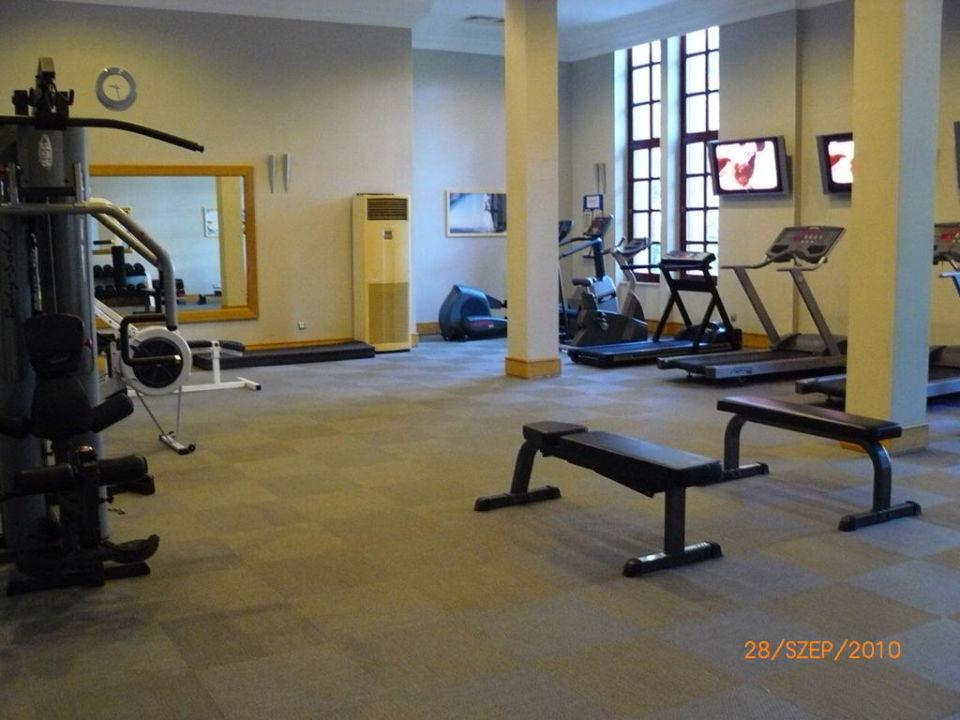 Gym Paloma Foresta Resort & Spa