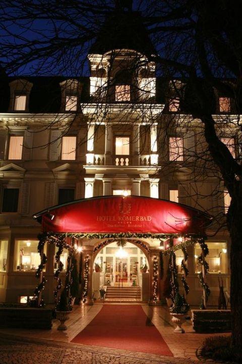 Hotel Römerbad Panacée Grand Hotel Römerbad