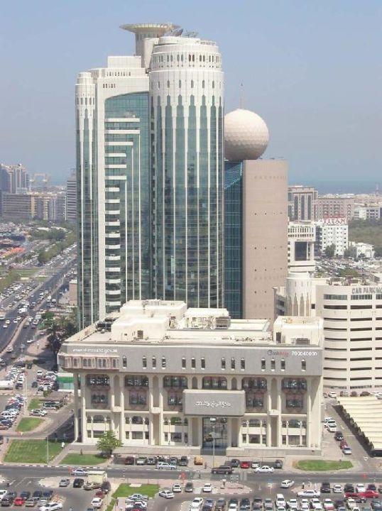 Dubai Hilton Creek auf dem Dach #5 Hilton Dubai Creek