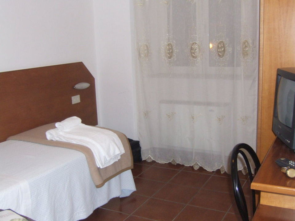 Einzelzimmer Hotel Torino