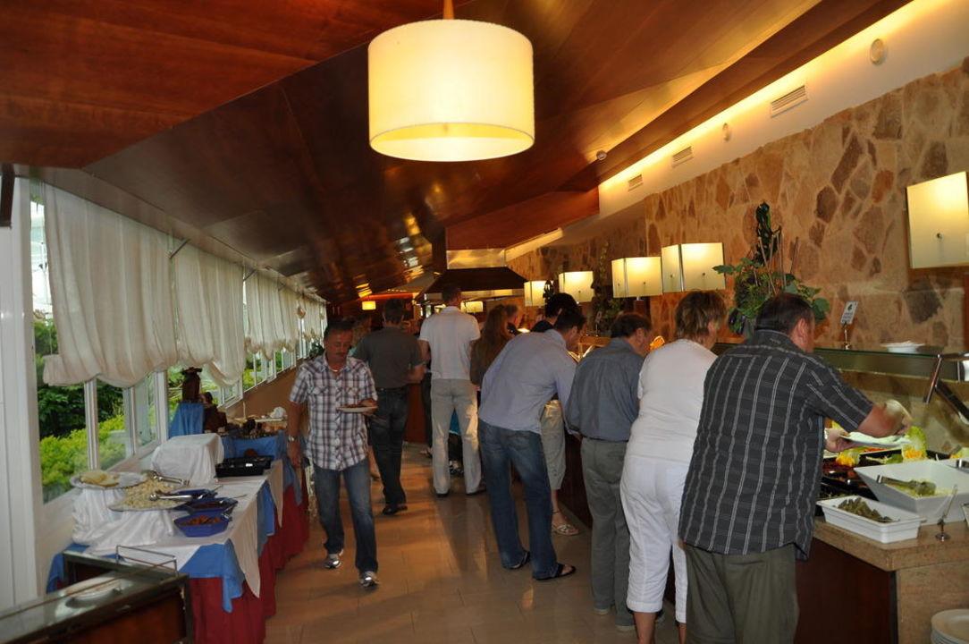 Rezeption Hotel Viva Eden Lago