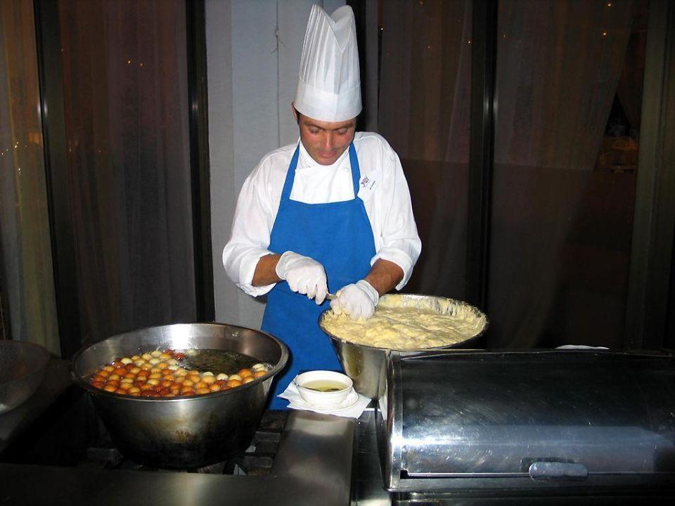 Show-Cooking Kiriş World Hotel by Voyage  (geschlossen)