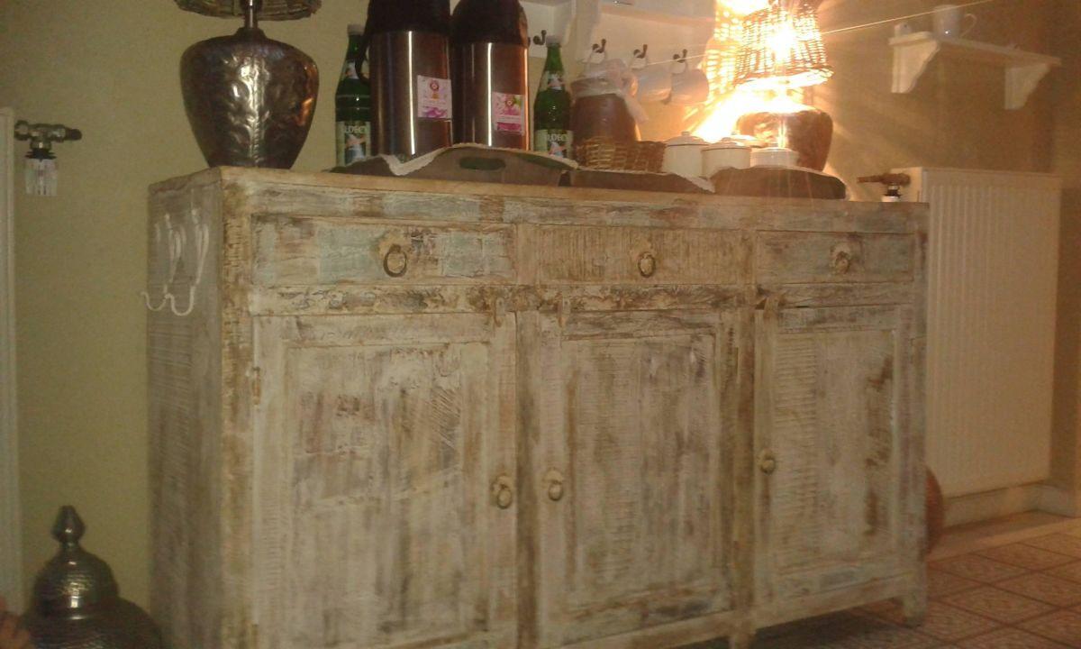 Getränke in der Sauna\