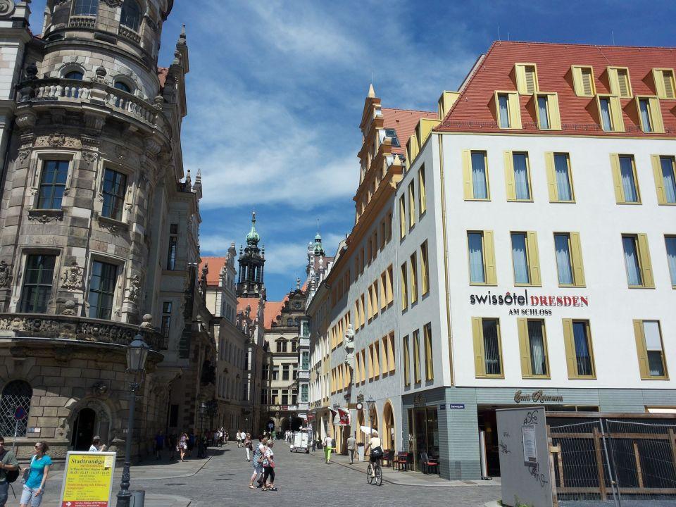 Hotel In Der Altstadt Hyperion Hotel Dresden Am Schloss Dresden
