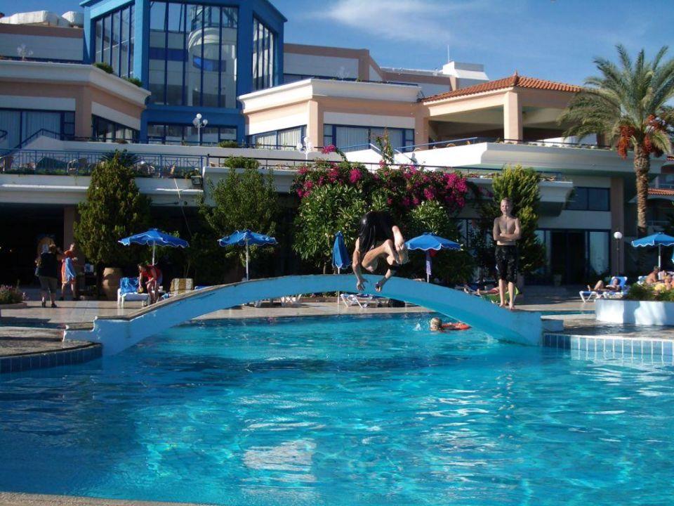 Bild Quot Getr 228 Nkekarte Quot Zu Hotel Rodos Rhodos Princess Beach