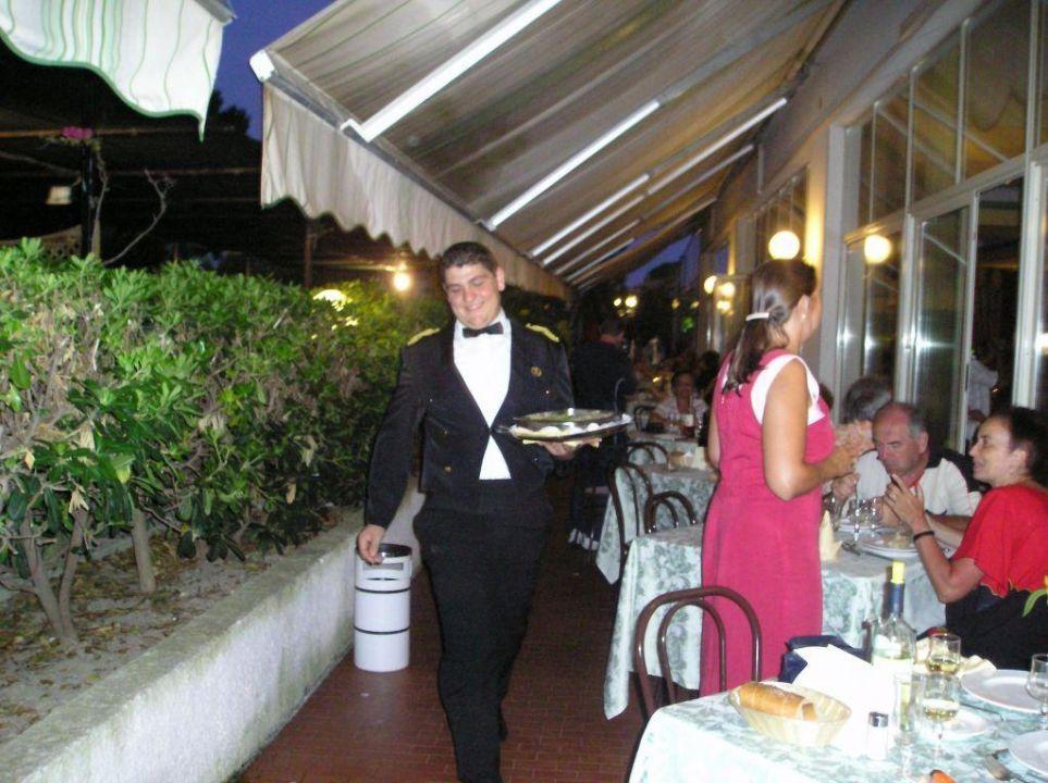 Galadinner Hotel Santa Lucia e Le Sabbie d'Oro