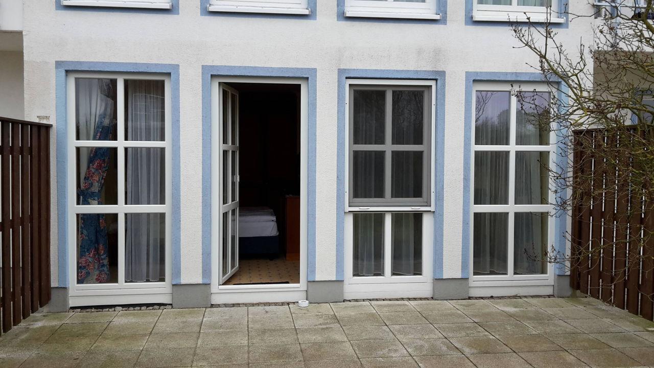 Wunderschön Fensterfront Referenz Von Große Und Terrasse Balmer See Hotel ·
