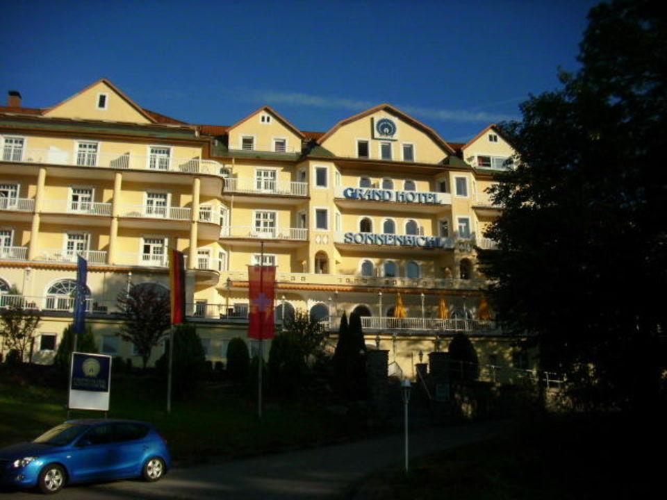 Grand Hotel auch in den Ausmaßen Grand Hotel Sonnenbichl