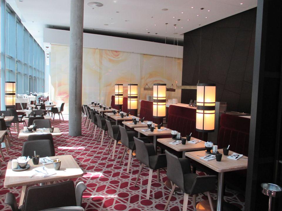 Radisson Blu Hotel Frankfurt Restaurant