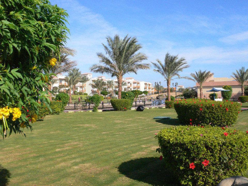 Gartenblick Dana Beach Resort