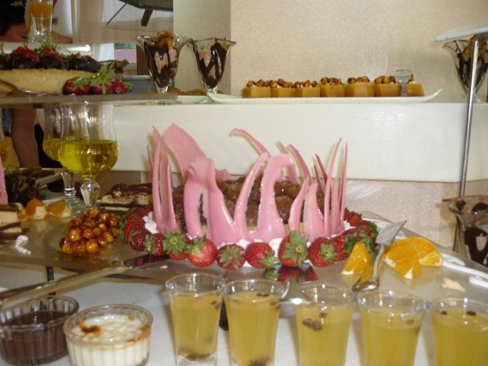 Dekoration zum essen crystal sunrise queen luxury resort for Dekoration essen