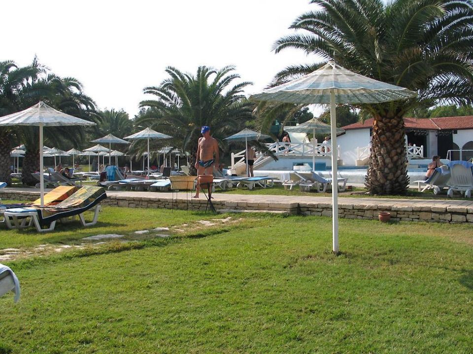 Pool-Beach Kiriş World Hotel by Voyage  (geschlossen)
