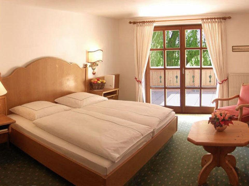 Doppelzimmer Hotel Moosleitner
