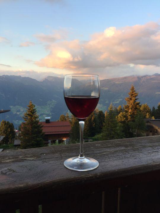 Ausblick Alpin-Ferienwohnungen Hochzillertal