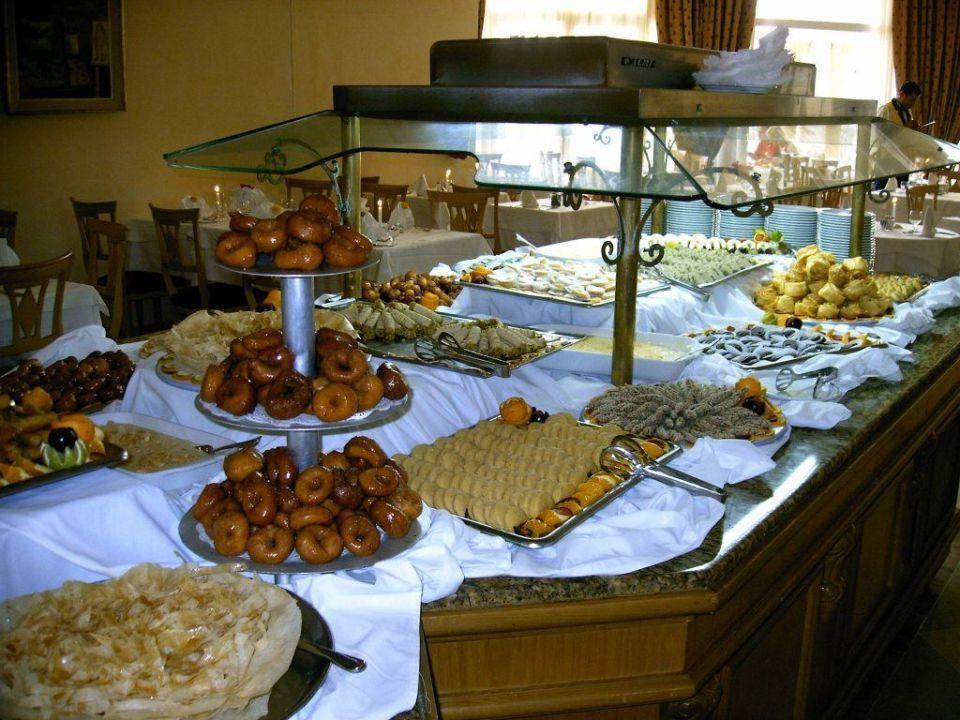 Dessert Iberostar Averroes