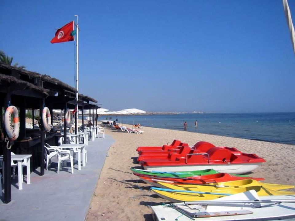 Strand Monastir/Skanes Beach Hotel El Mouradi Skanes Beach