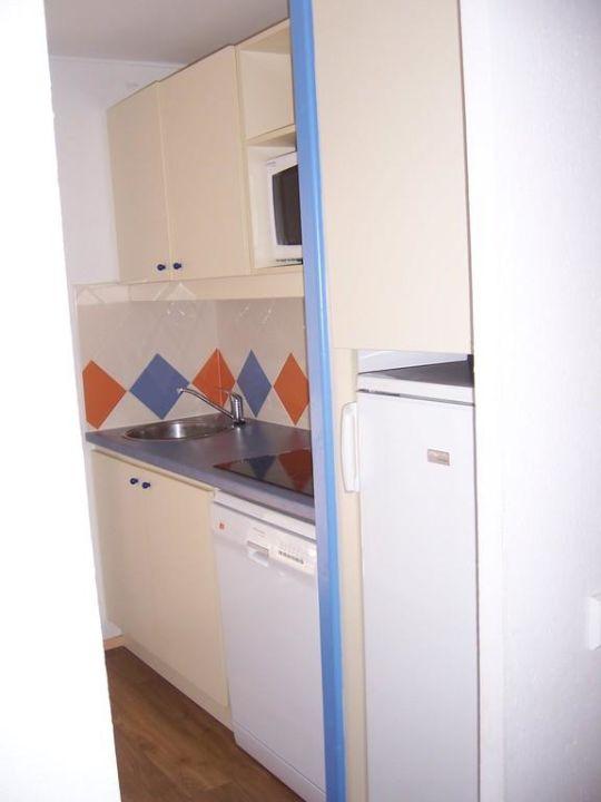 Küche Maeva Residenz Club La Socanelle
