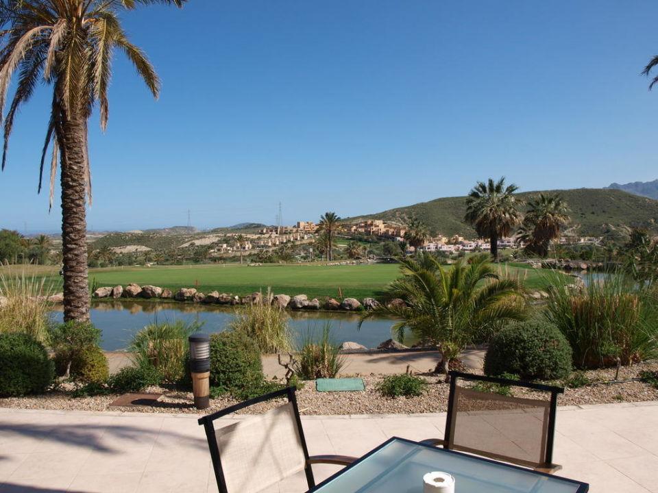 18. Grün Hotel Valle del Este Golf Spa