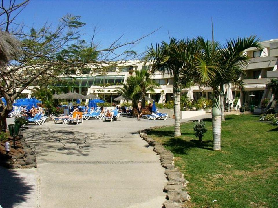 Terrasse Bild1   Playa Dorada Hesperia Lanzarote Playa Dorada
