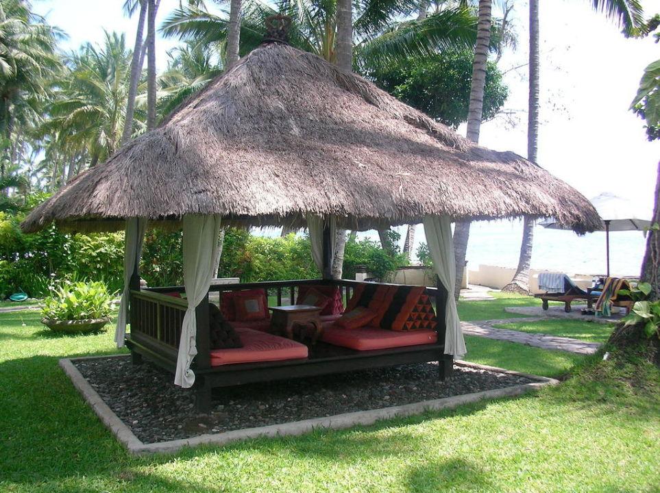 Liegewiese Alam Anda Ocean Front Resort & Spa