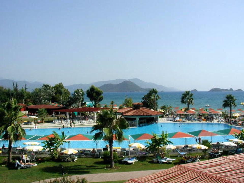 Majesty Club Tuana Park - Fethiye - Türkei Club Tuana Fethiye