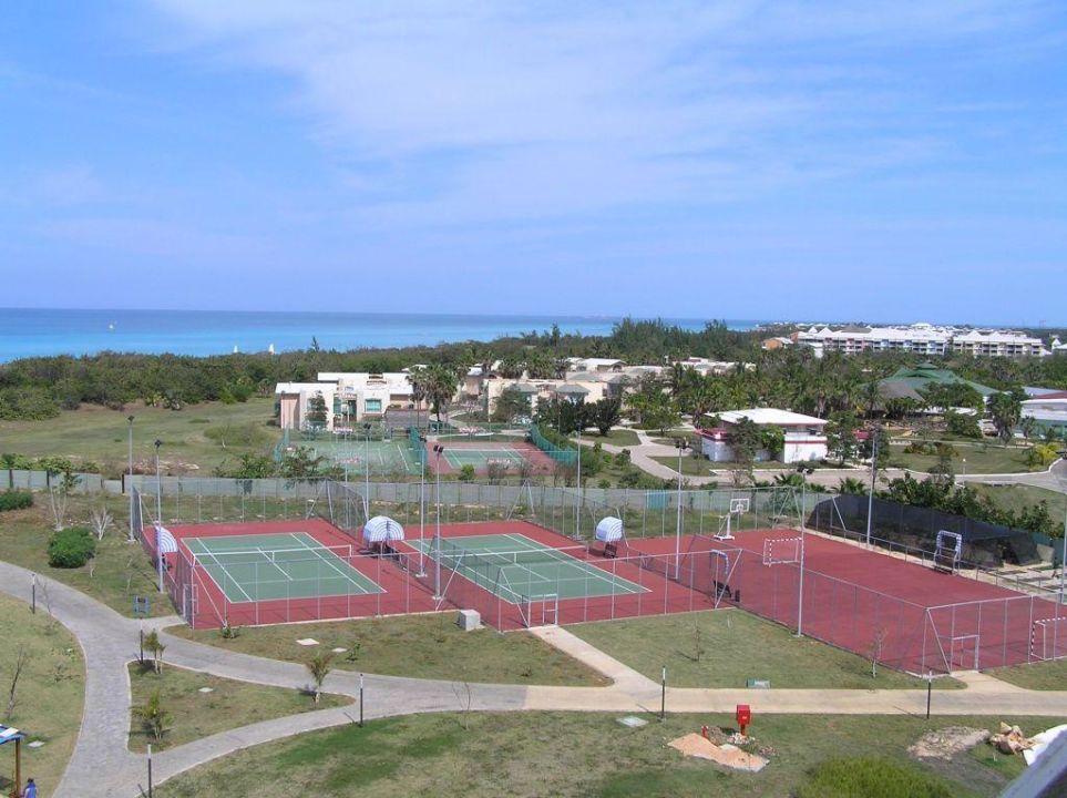 Die Tennisplätze Blau Varadero Hotel - Adults only