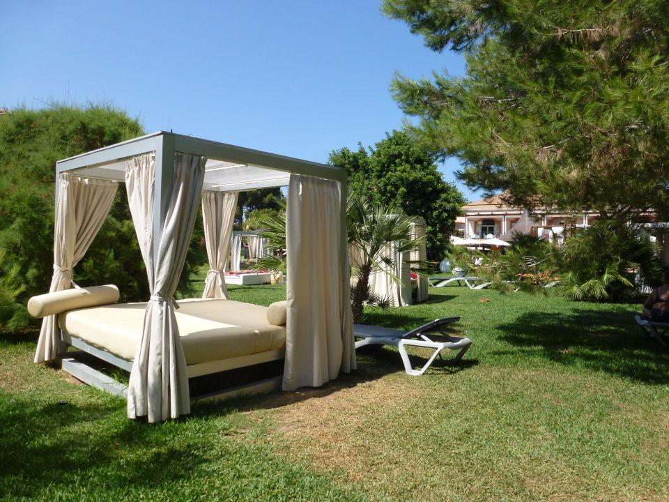 Bild gala dinner zu vanity hotel suite spa in cala for Garten pool 2m