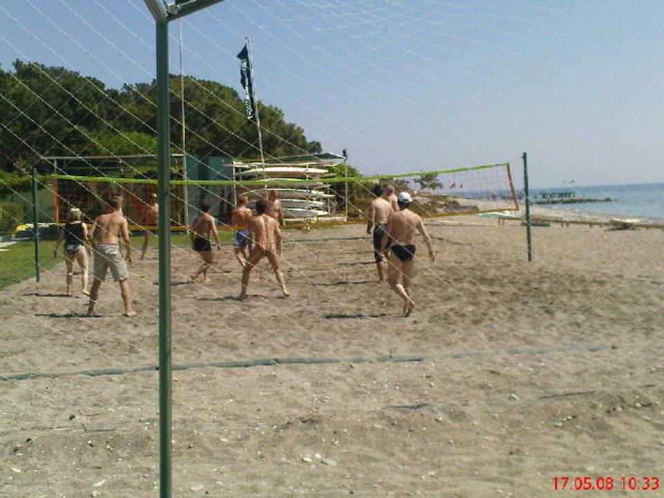 Beachvolleyball Ulusoy Kemer Holiday Club