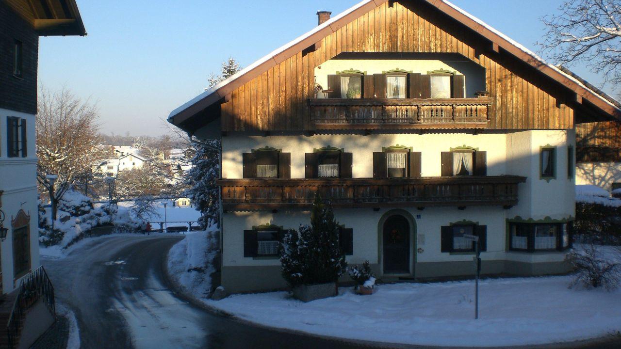 Ausblick Von Zimmer Hotel Zur Post Rohrdorf