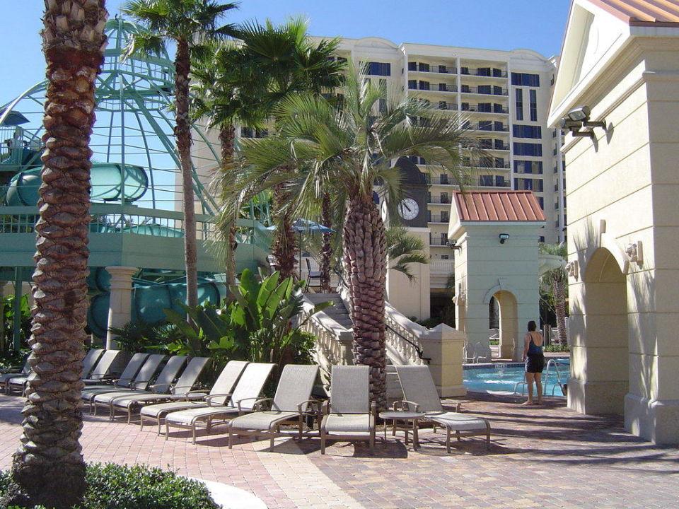 Aussicht auf Tower 10 Hotel Parc Soleil by Hilton Grand Vacations Club