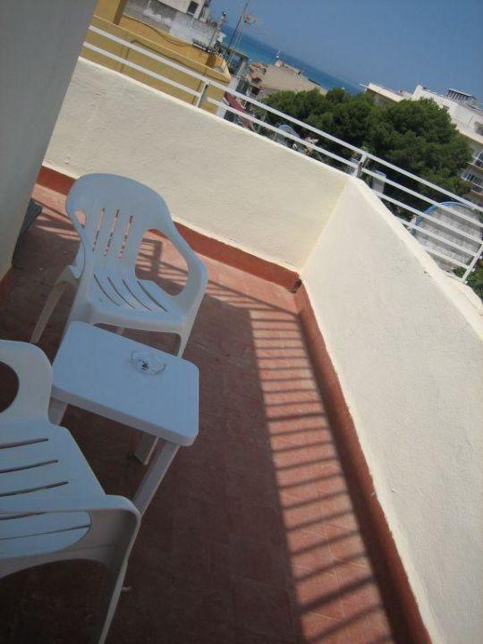 Balkon BQ Carmen Playa Hotel