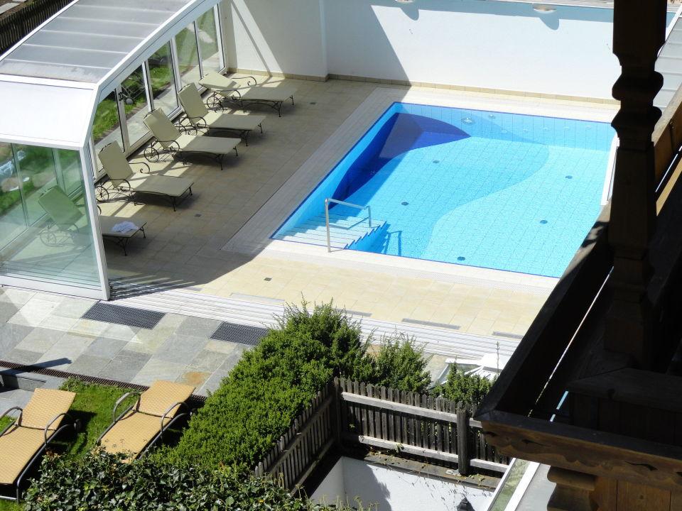 Pool indoor/outdoor\