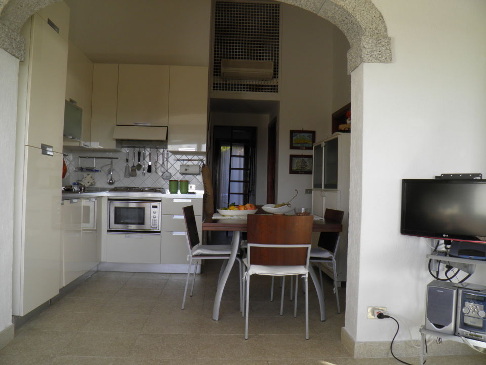 Sala-Cucina e Corridoio\