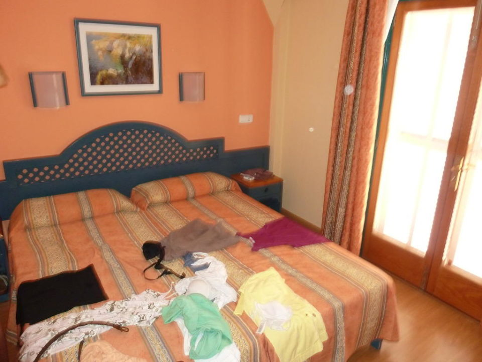 Ausstattung Schlafzimmer\