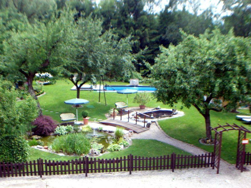 Garten Gästehaus Biedermann