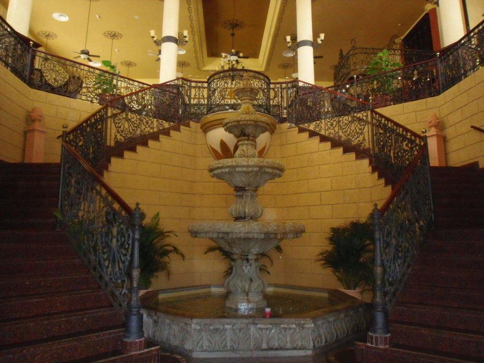 Aufgang zur Lobby Hotel Riu Palace Punta Cana