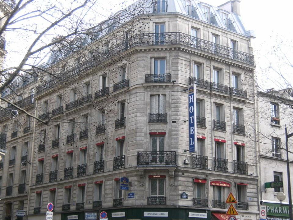 Hotel von vorn Best Western Hotel Nouvel Orleans
