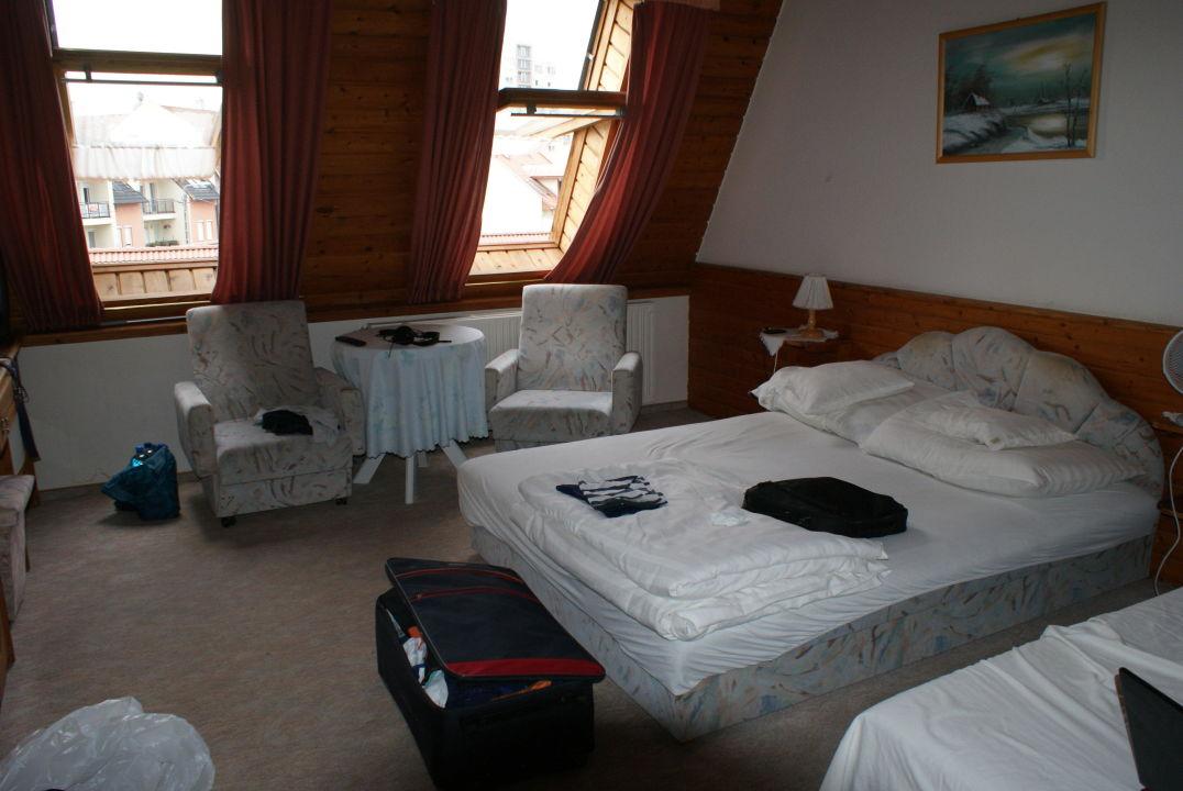 Pokój Hotel Hajdú Kastély-Schloss