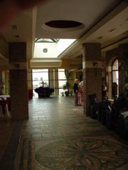 Eingangsbereich Limak Arcadia Hotel & Resort