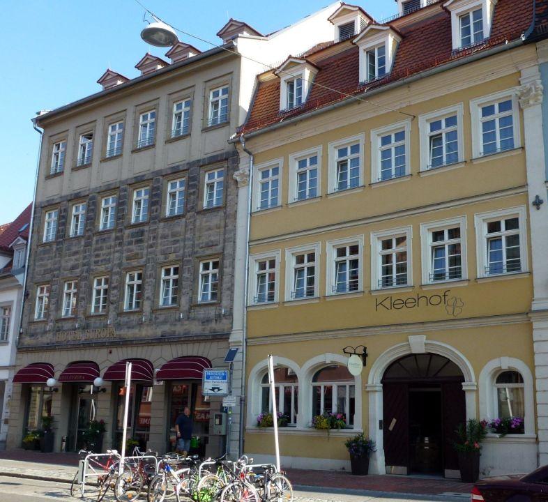 Kleehof hotel europa bamberg hotel europa bamberg in for Bamberg design hotel