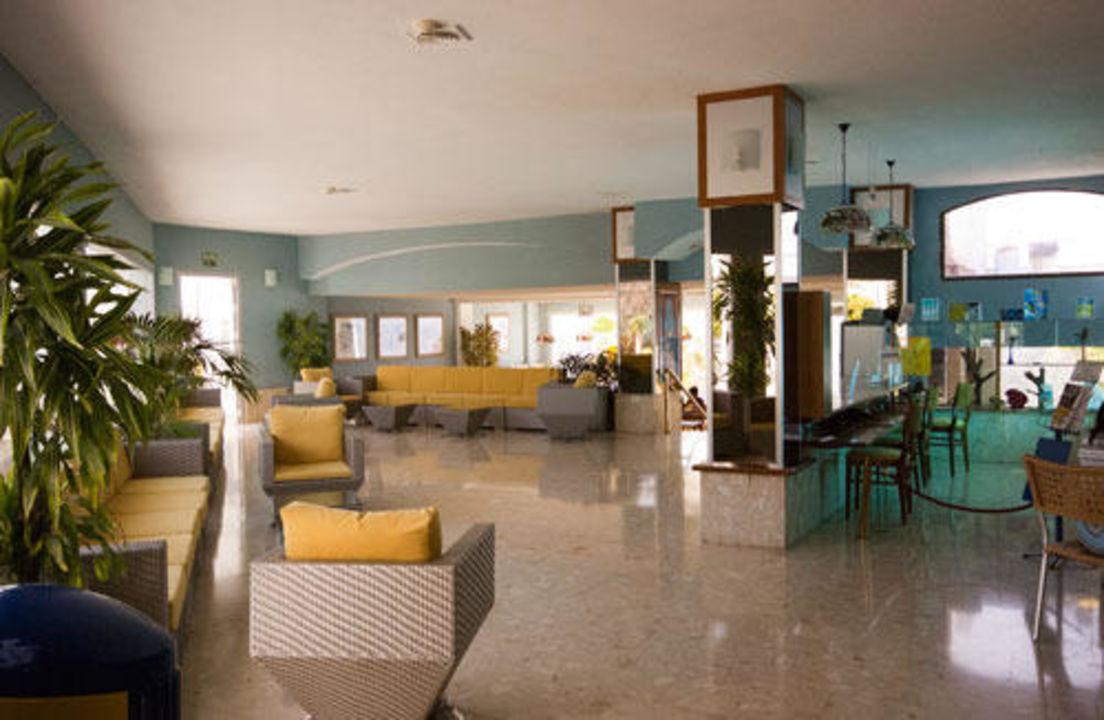 Recepción RioSol / Zona Wifi gratuita Hotel Riosol