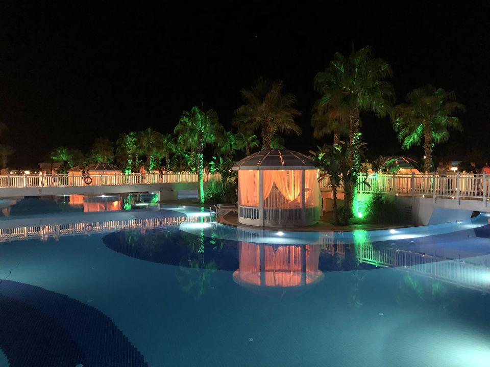 Ausblick Sueno Hotels Deluxe Belek