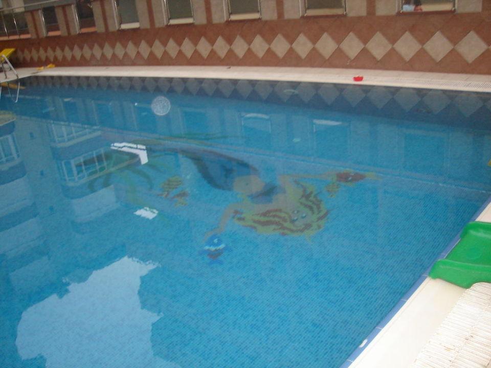 Basen Kleopatra Ikiz Hotel