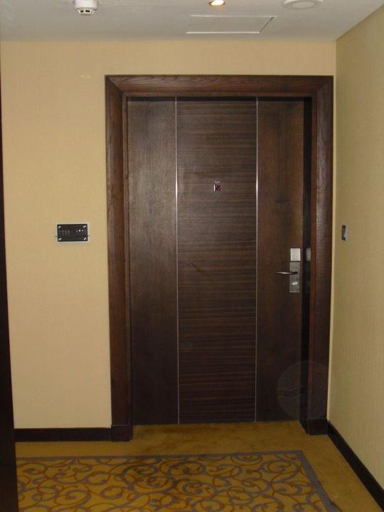 Zimmertür TIME Oak Hotel & Suite