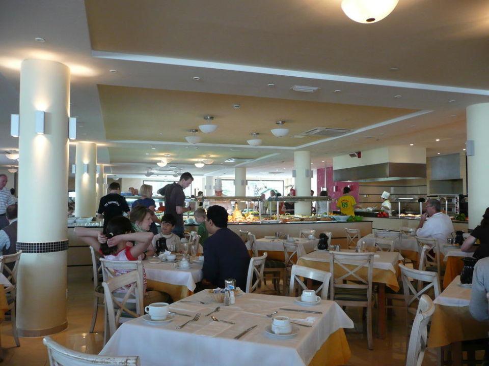 Speiseraum allsun Hotel Albatros